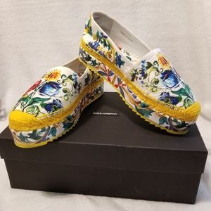 Dolce and Gabbana Shoes Size 8